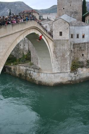 Mostar's Old Bridge (Stari Most)